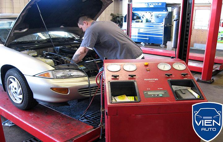 Trung tâm sửa chữa và bảo dưỡng Ford Lincoln uy tín